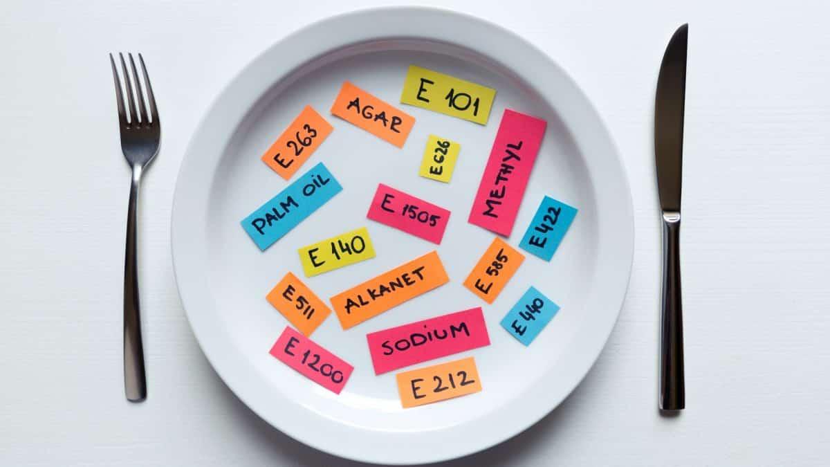 Rapport Oqali sur l'évolution des additifs dans les produits transformés