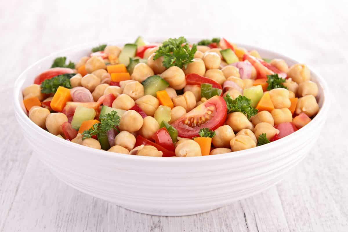 Recettes végétariennes pour la restauration collective